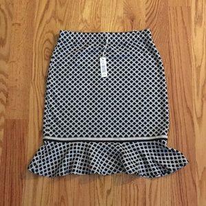 Max Studio elastic waist skirt size XS